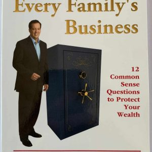 Every Family Business by Tom Deans